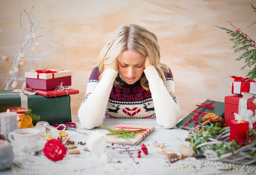 5 Ways to Deal with the Holiday Blues